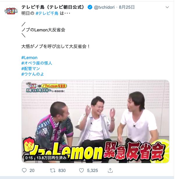 Lemon ノブ